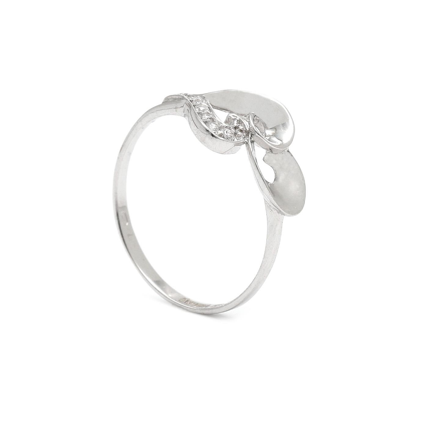 Zlatý dámsky prsteň MARYNIA 7PB00393