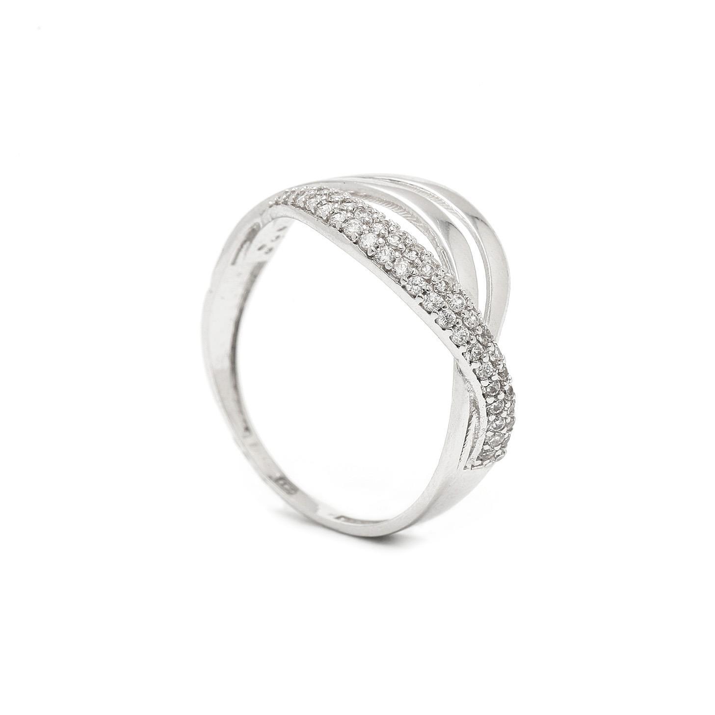 Zlatý dámsky prsteň MELIOR 7PB00340