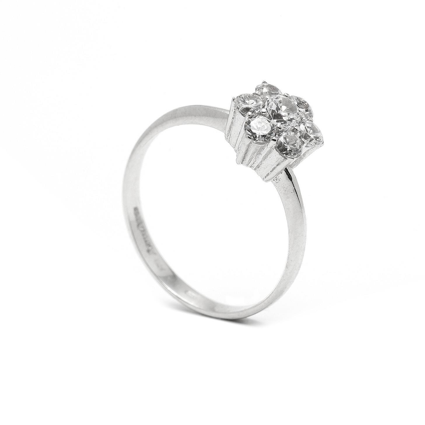 Zlatý dámsky prsteň MURIEL 7PB00355