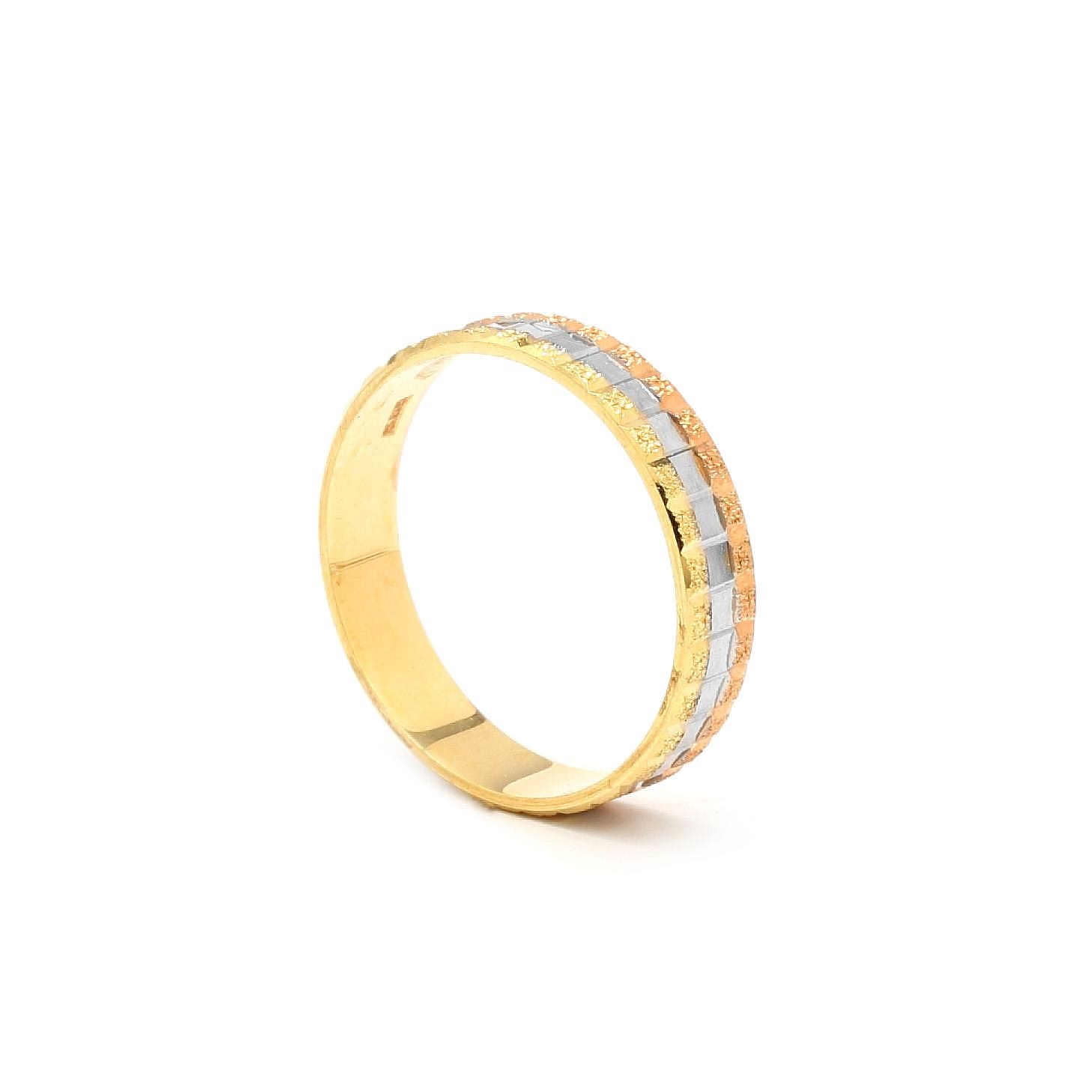 Zlatý dámsky prsteň NORA 6PK00296