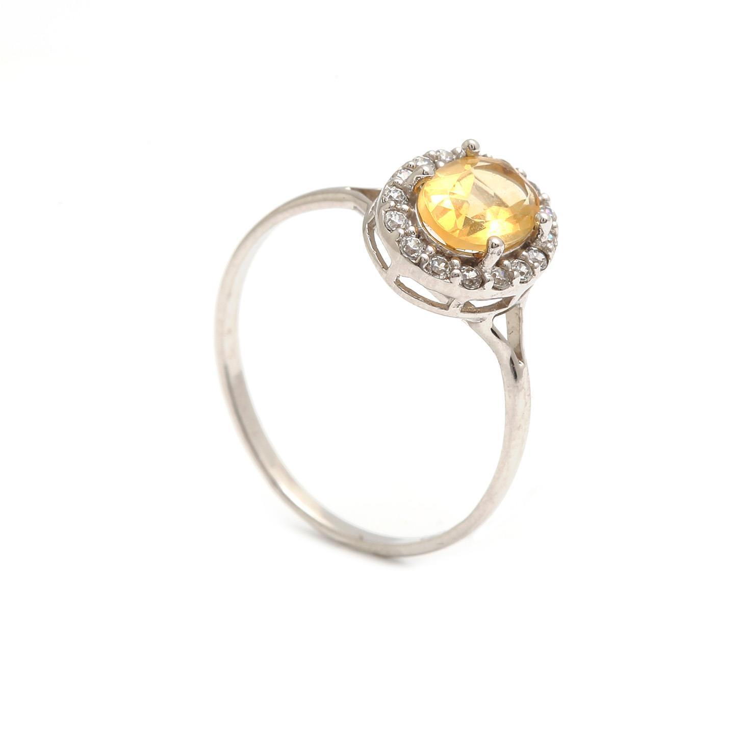 Zlatý dámsky prsteň SALVATRICE 1PB00155