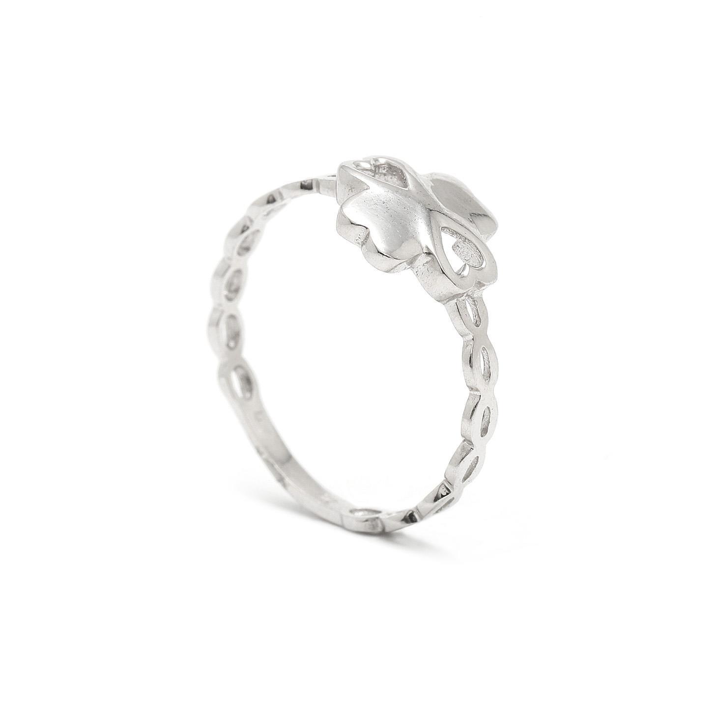 Zlatý dámsky prsteň SIMGE 7PB00309