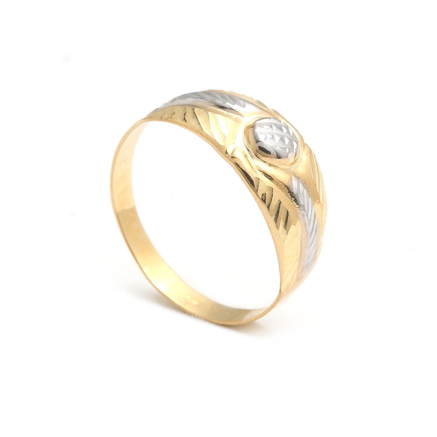Zlatý dámsky prsteň TAIGI 4PK00216