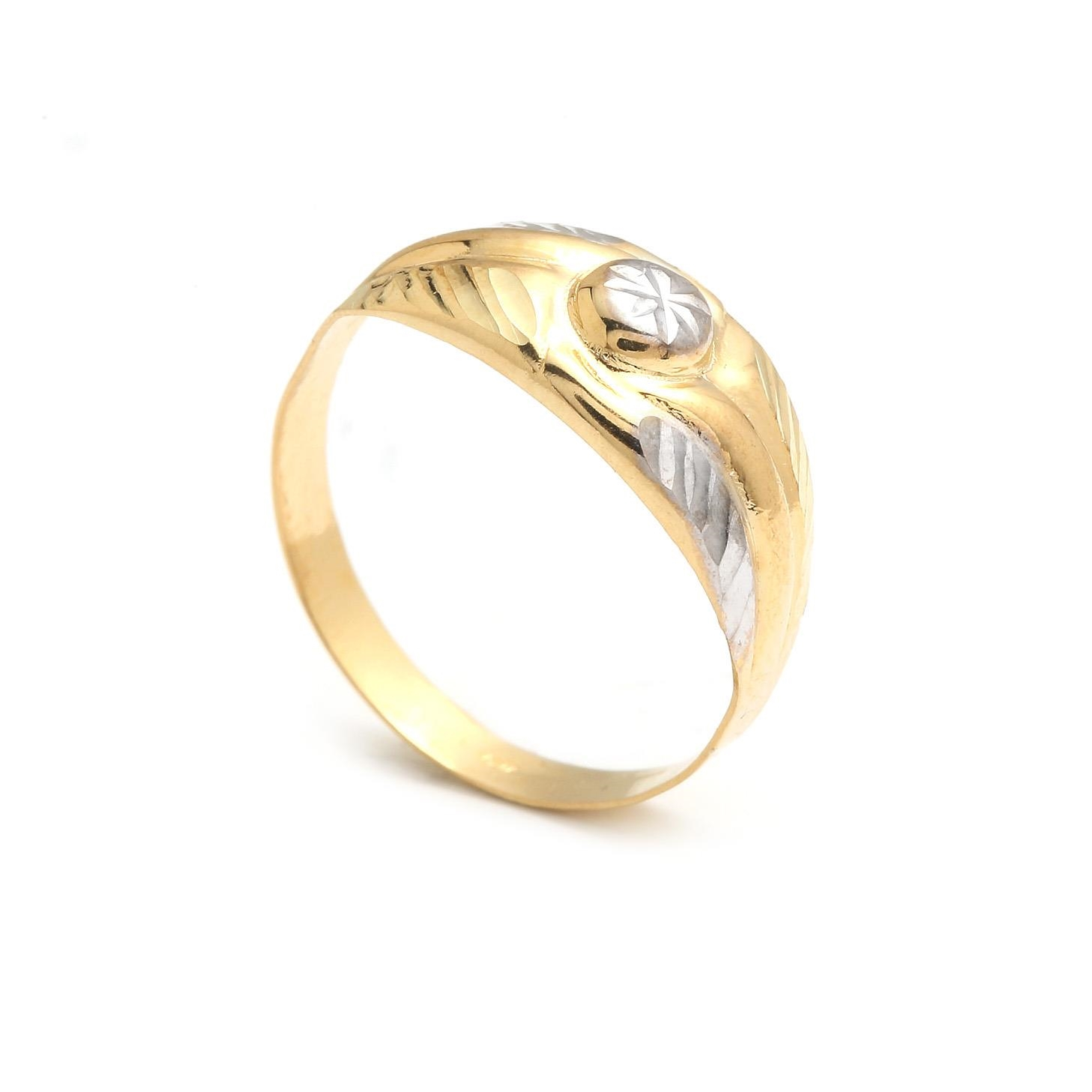 Zlatý dámsky prsteň TAINI 4PK00215