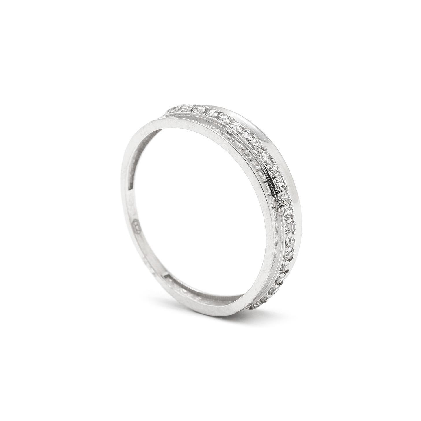Zlatý dámsky prsteň WENNA 7PB00342