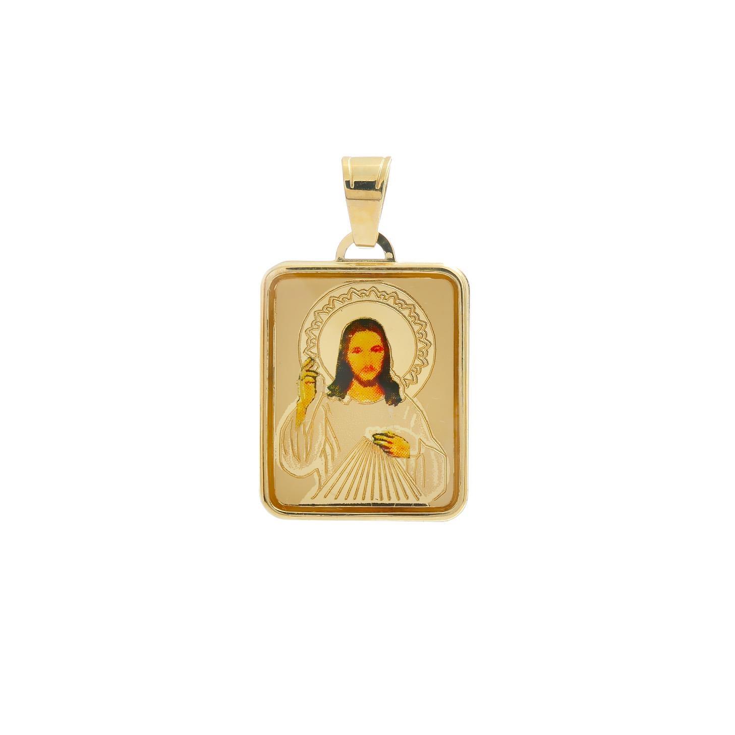 Zlatý medailón Božieho Milosrdenstva 10VS00457