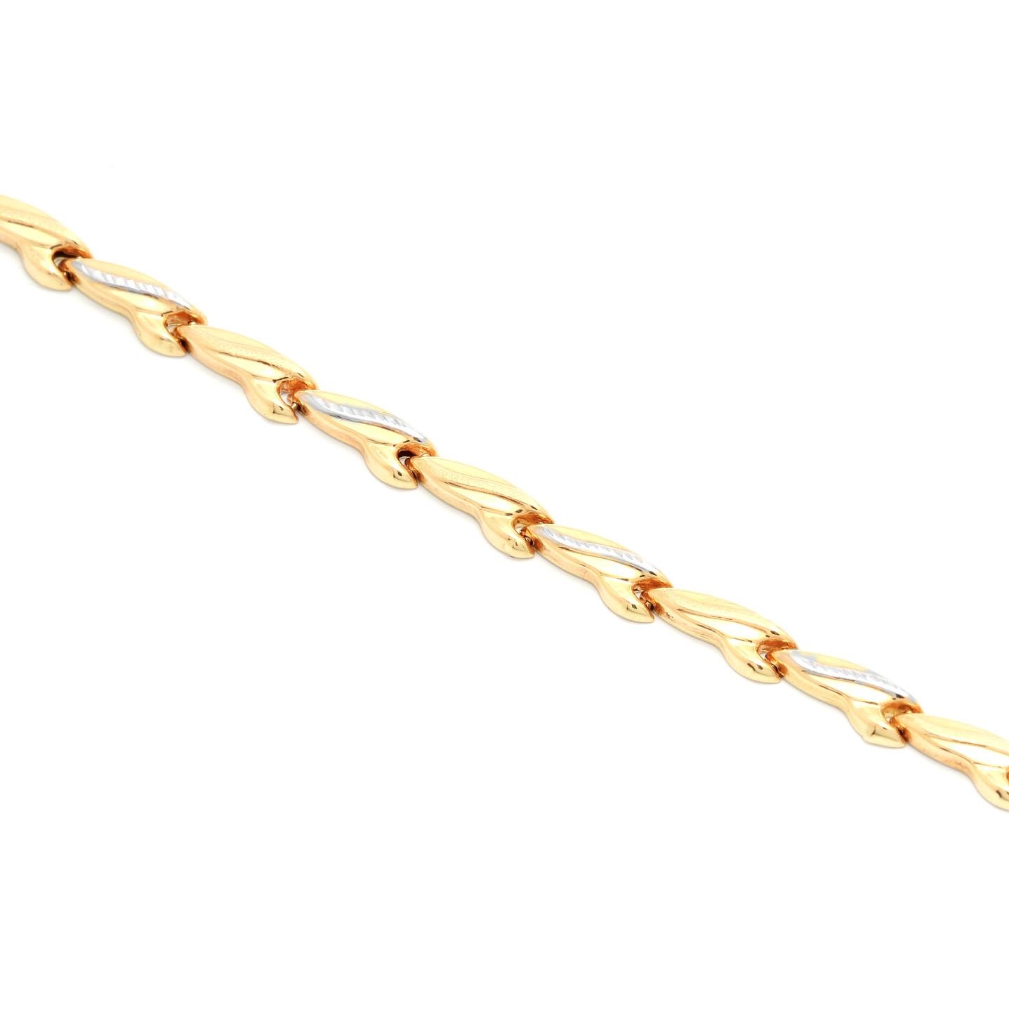 Zlatý náramok Andreina 1MK00015