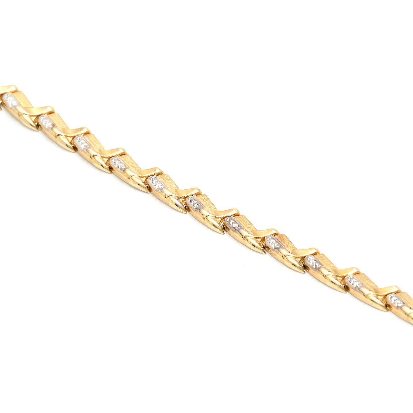 Zlatý náramok BABIRYE 5MZ00084