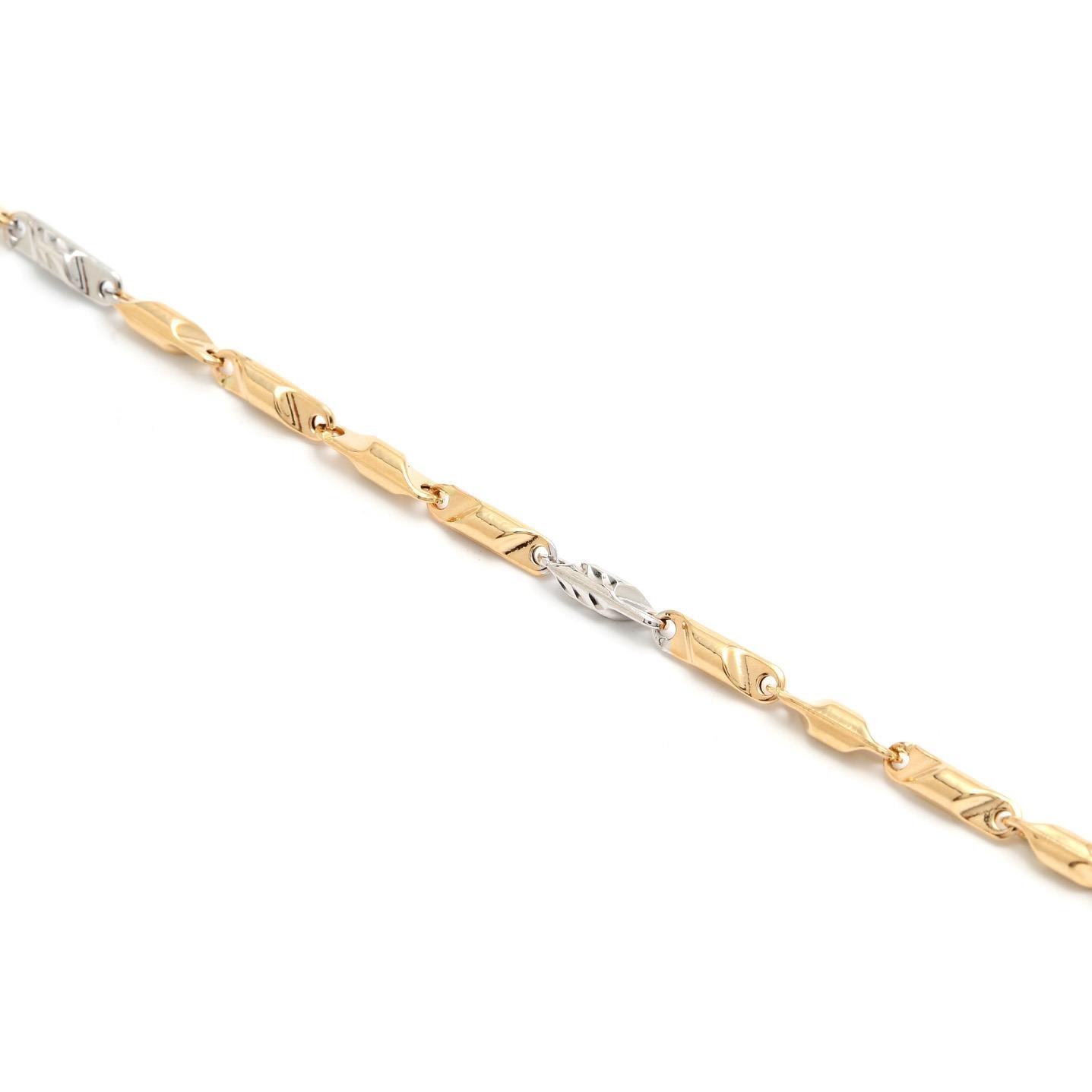 Zlatý náramok CHAVA 5MK00051