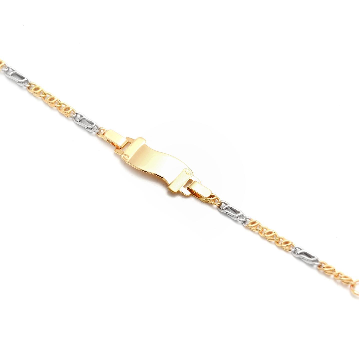 Zlatý náramok FERANTA 5MK00064