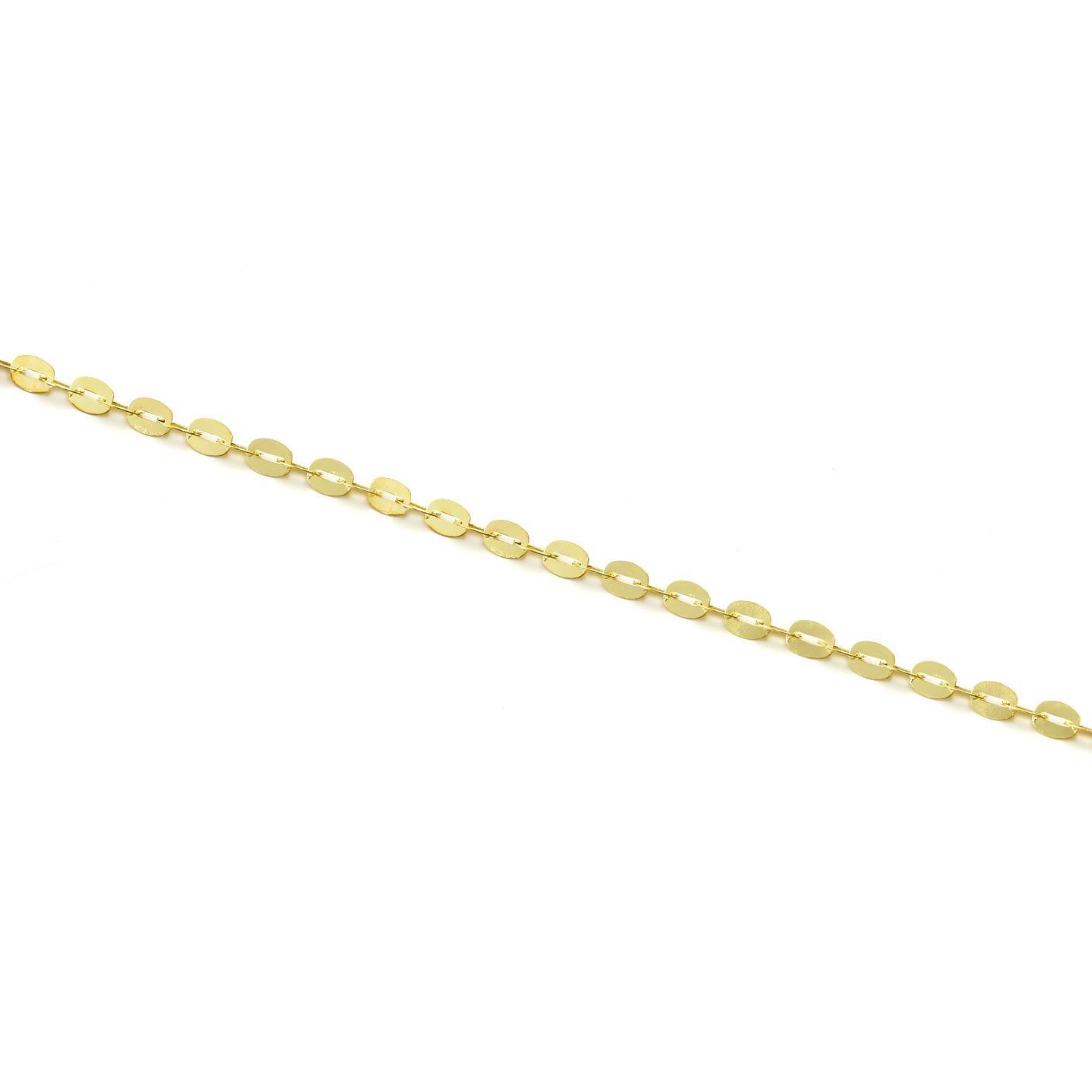 Zlatý náramok KAFEWA 6MZ00094