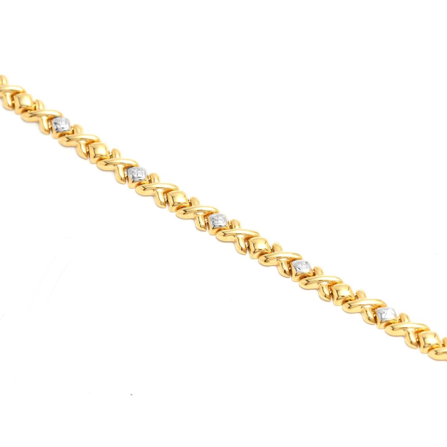 Zlatý náramok MANYARA 5MZ00080