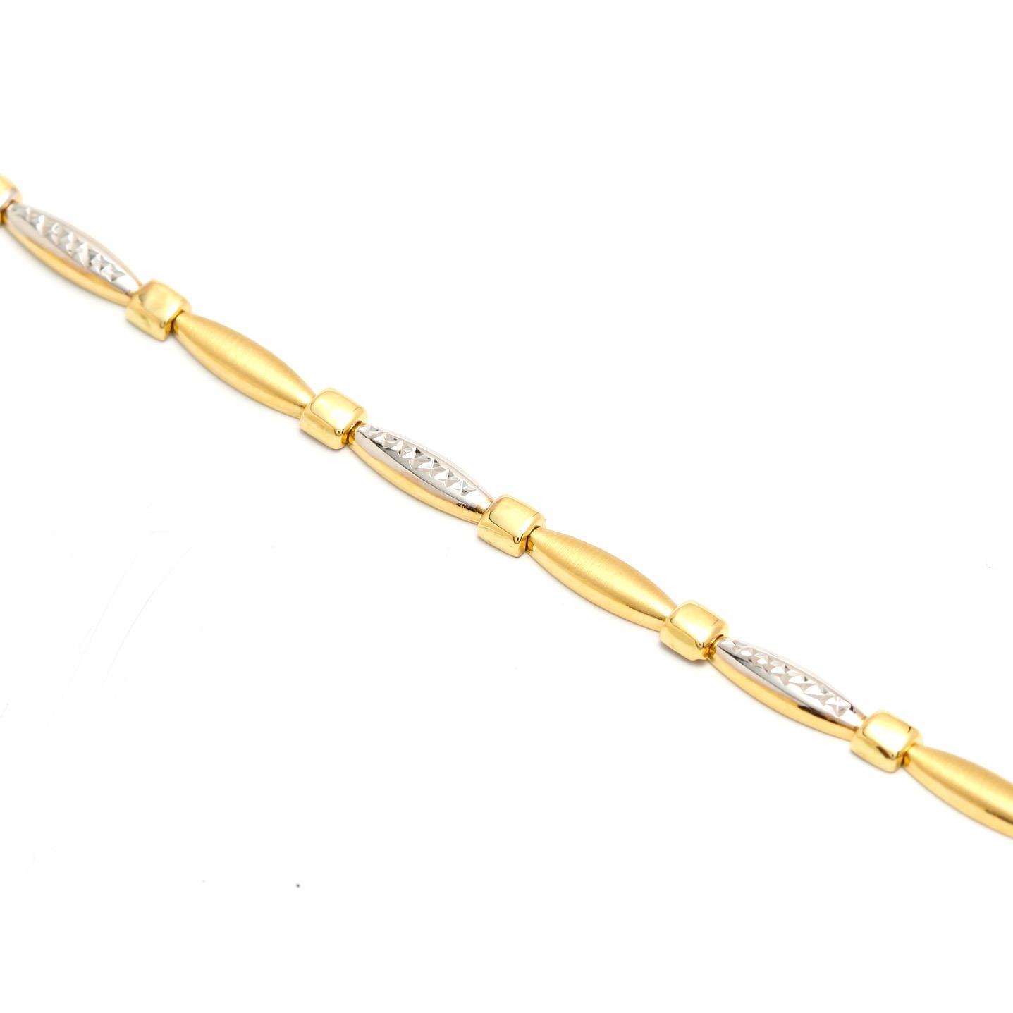 Zlatý náramok PENINA 5MK00073