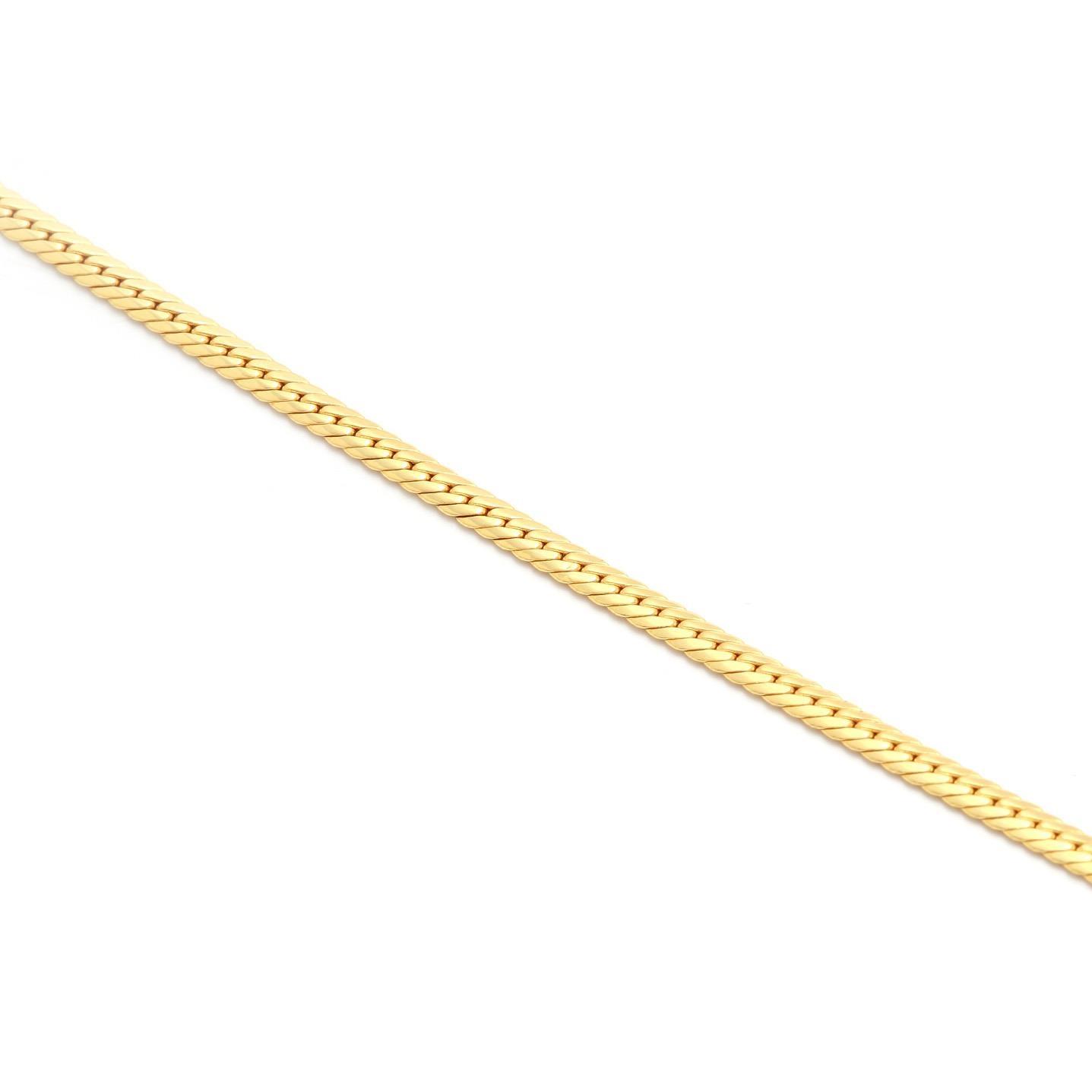 Zlatý náramok ROSABELLA 3MZ00019