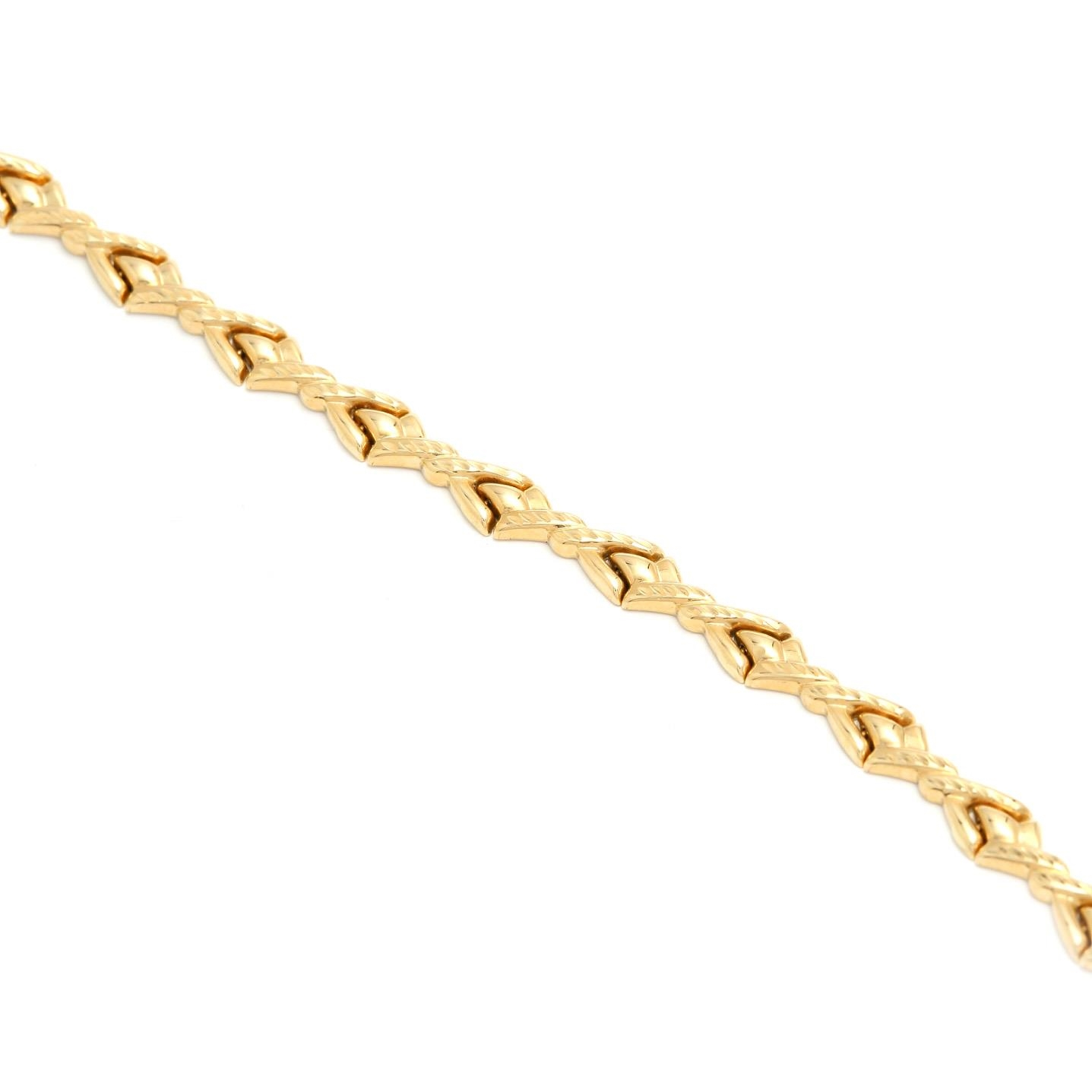 Zlatý náramok SHEVA 5MZ00053