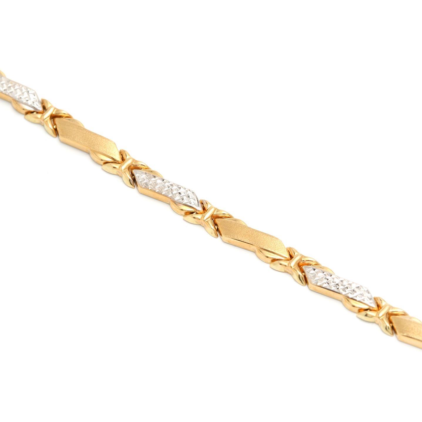 Zlatý náramok SUBIRA 5MK00076
