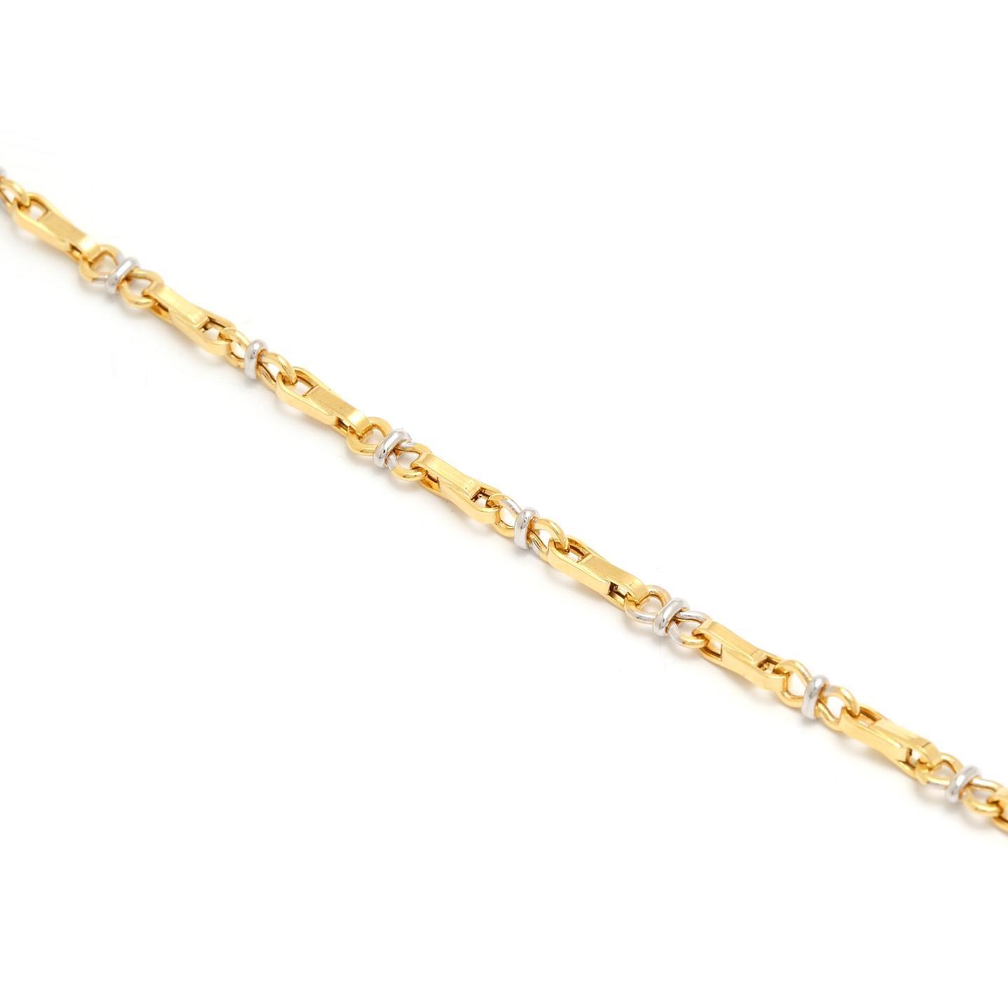 Zlatý náramok UZOCHI 5MZ00068