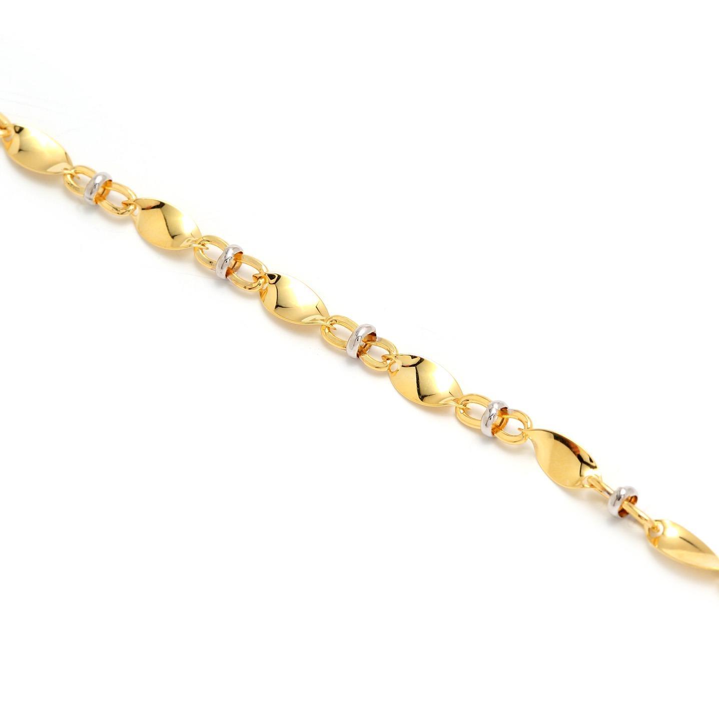 Zlatý náramok UZOMA 5MZ00067