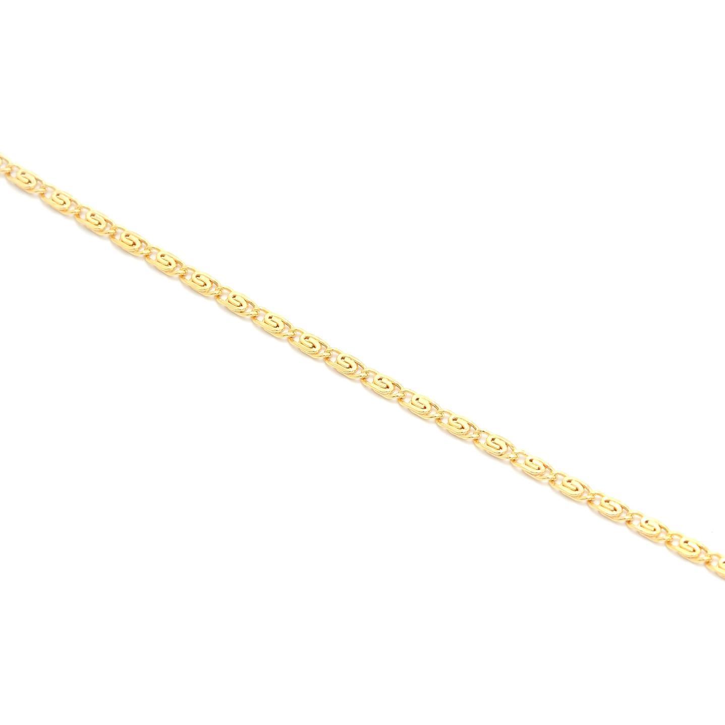 Zlatý náramok WAUNA 1MZ00032