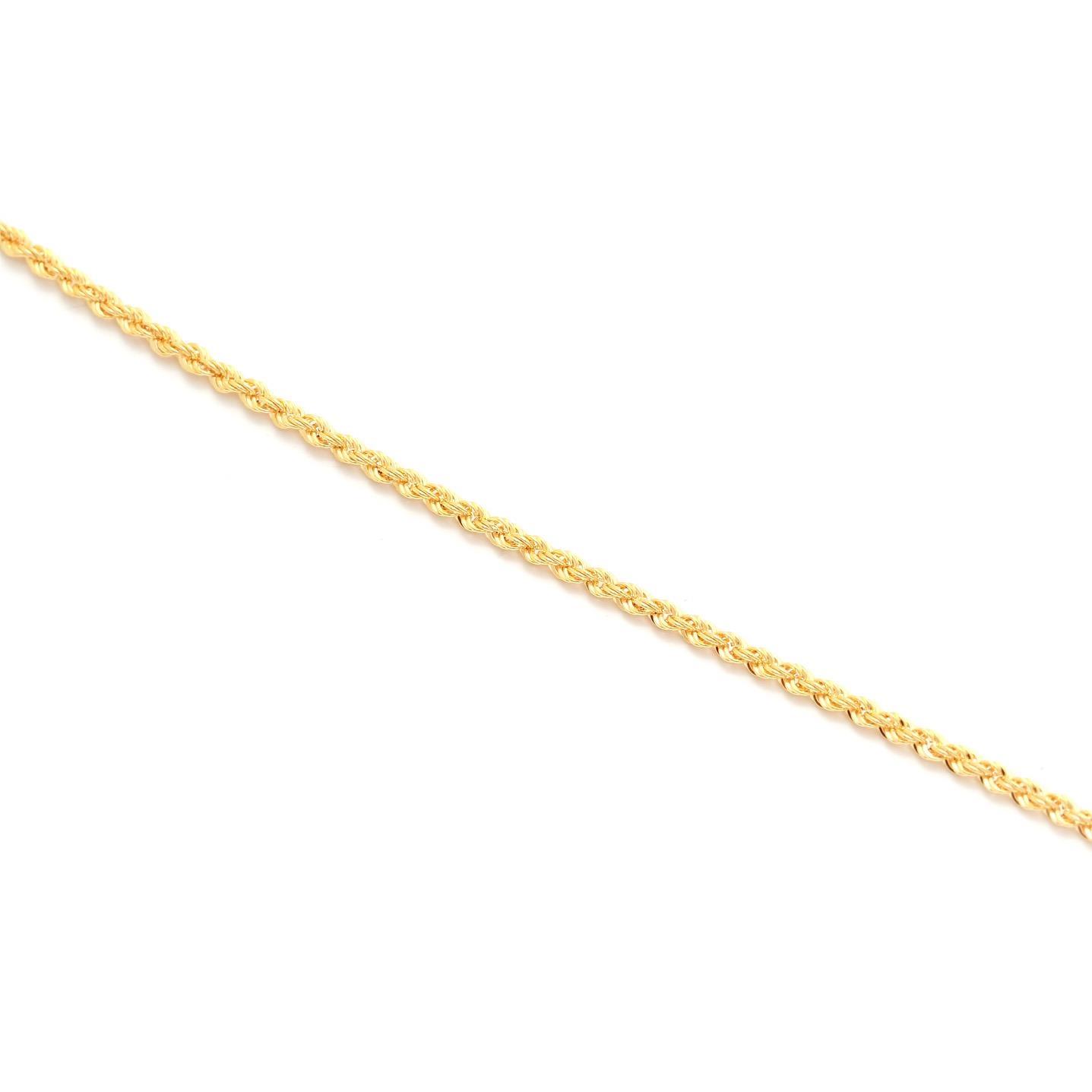 Zlatý náramok WUTII 1MZ00033