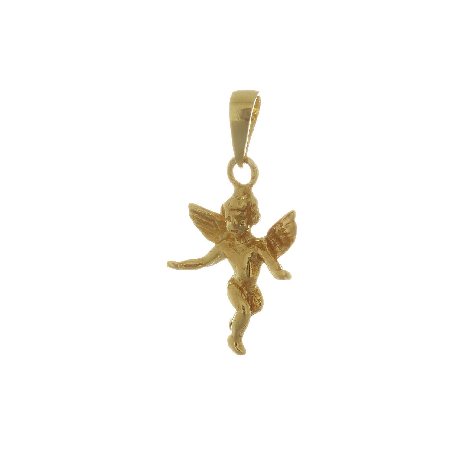 Zlatý prívesok ANJELIK 3VZ00067