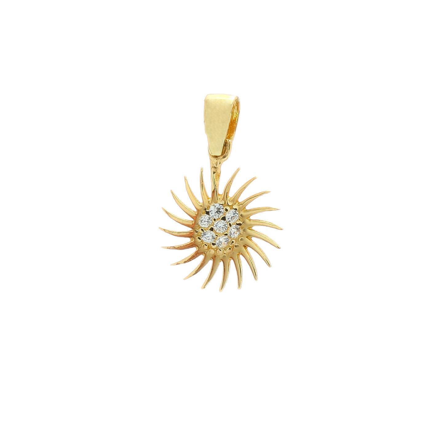 Zlatý prívesok BELIT 1VZ00393