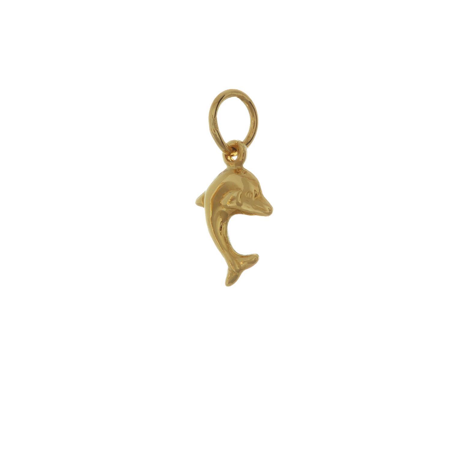Zlatý prívesok delfínik 1VZ00060