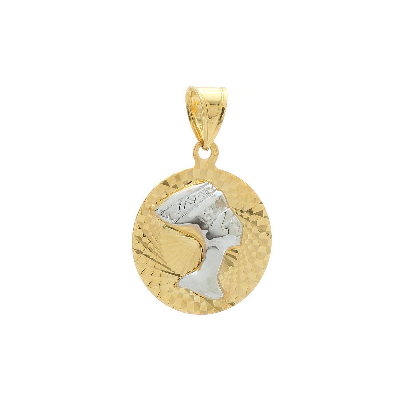 Zlatý prívesok HLAVA FARAÓNA 1VK00374