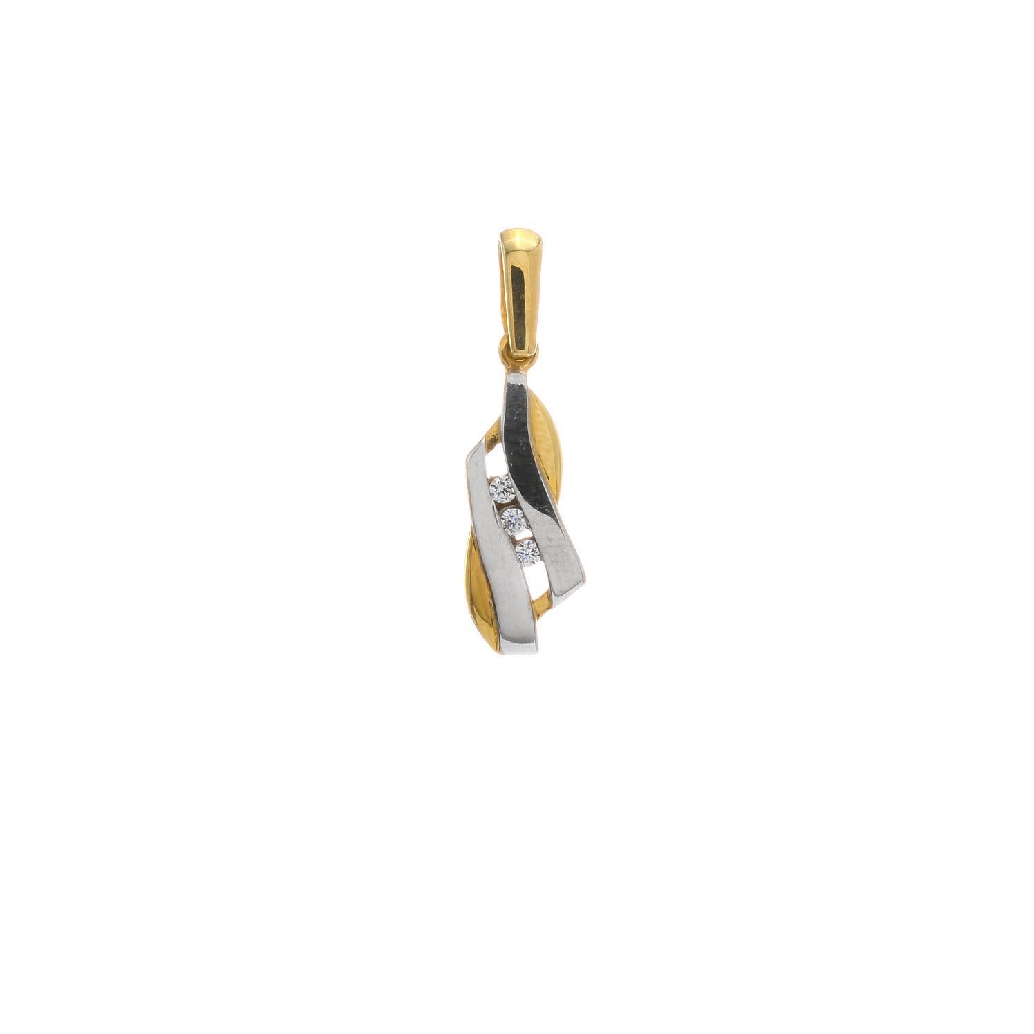 Zlatý prívesok KRISOLAR 3VK00291