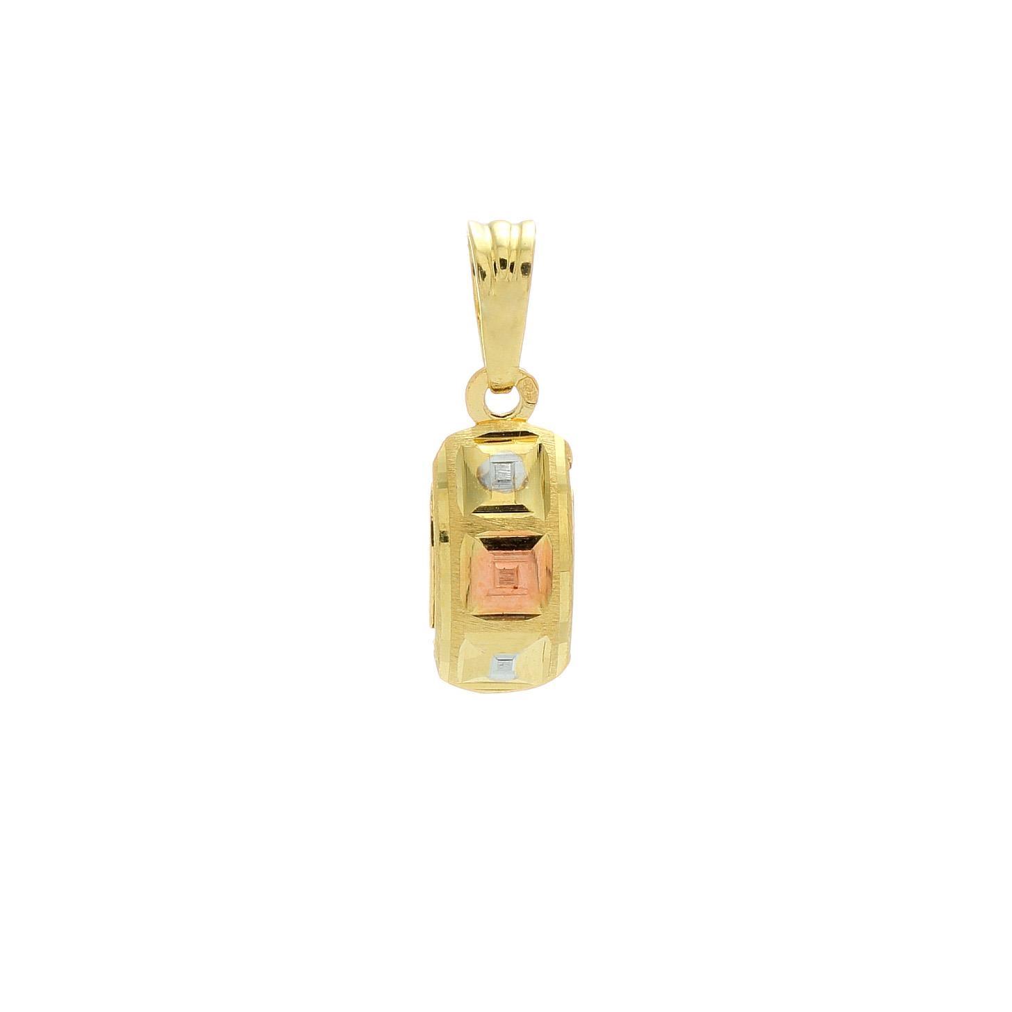 Zlatý prívesok LUCREZIA 1VK00354