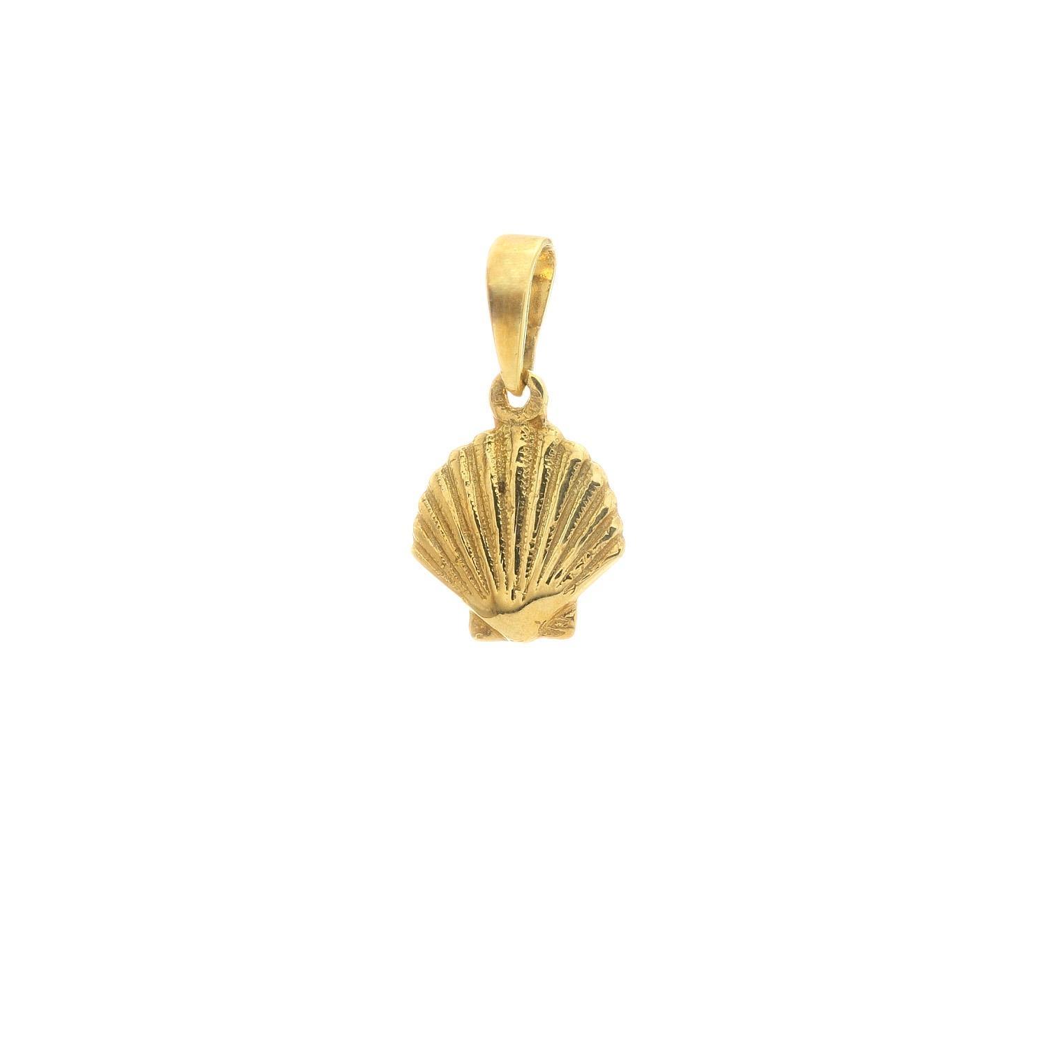 Zlatý prívesok MUŠĽA 3VZ00300
