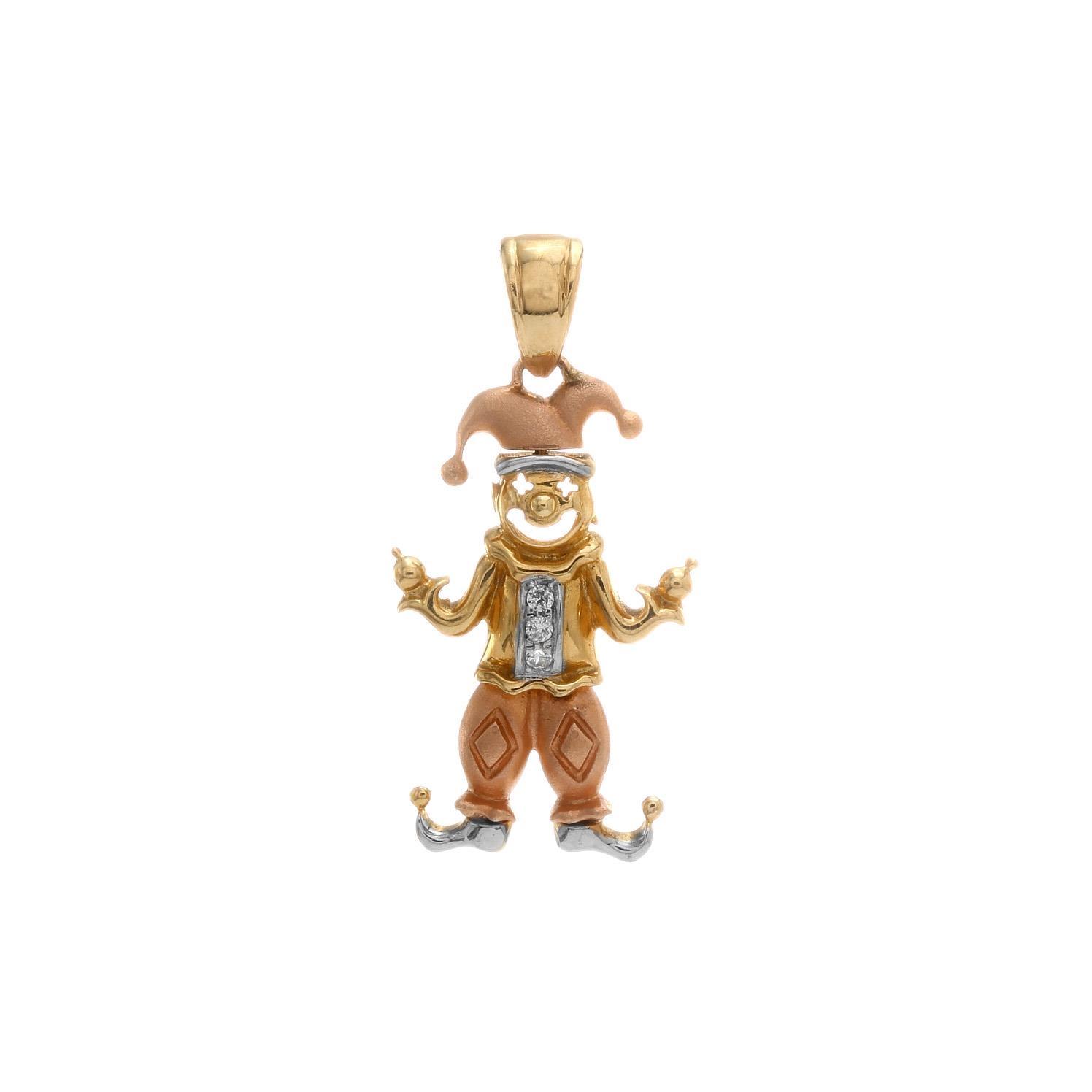 Zlatý prívesok ŠAŠO 3VK00221