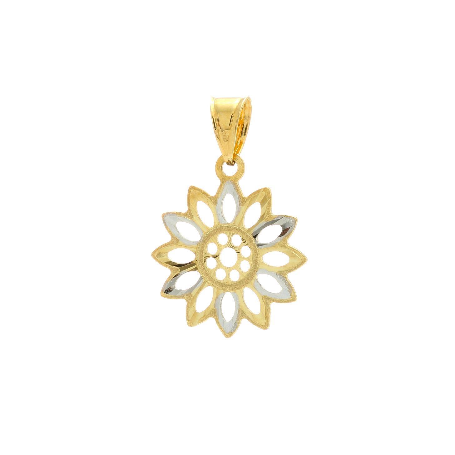 Zlatý prívesok SHALA 1VZ00392