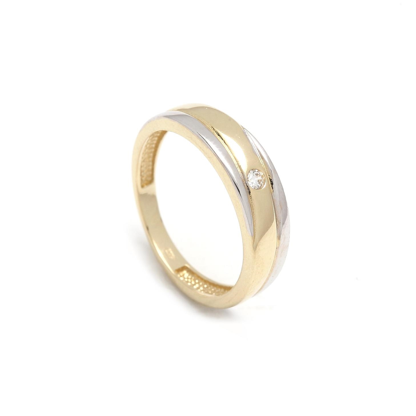 Zlatý prsteň ILARIA 1PK00092