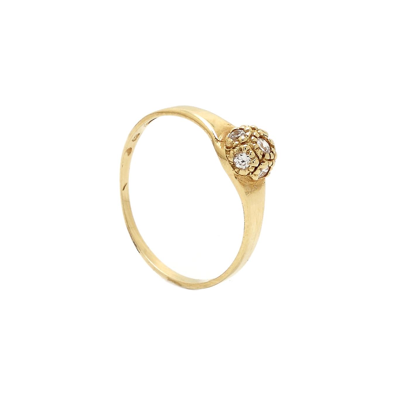 Zlatý prsteň CLARAL