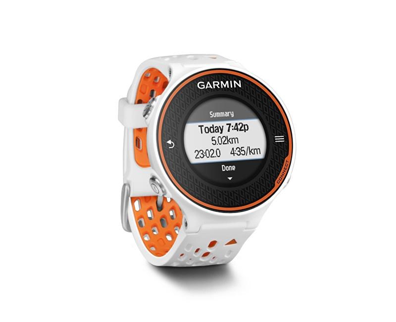 Garmin Forerunner 620 HR Run GPS White