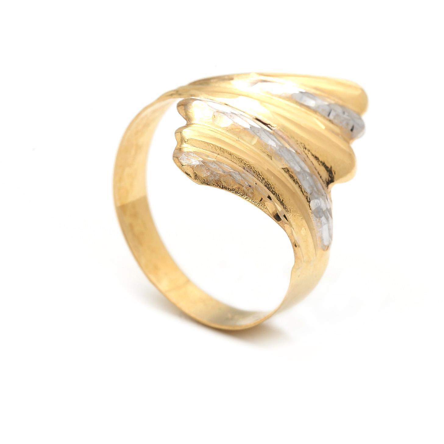 Zlatý dámský prsten KIMAMA