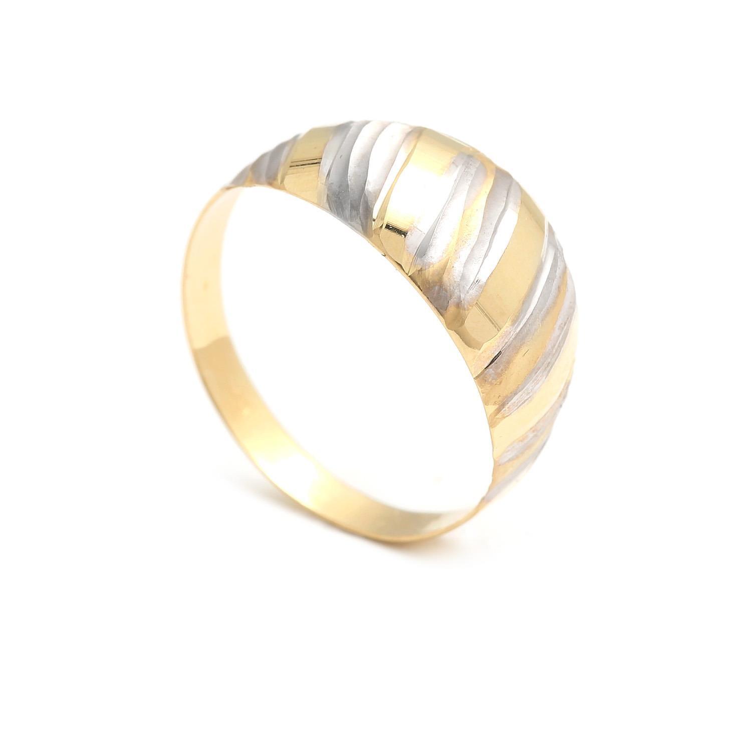 Zlatý dámský prsten LITONYA