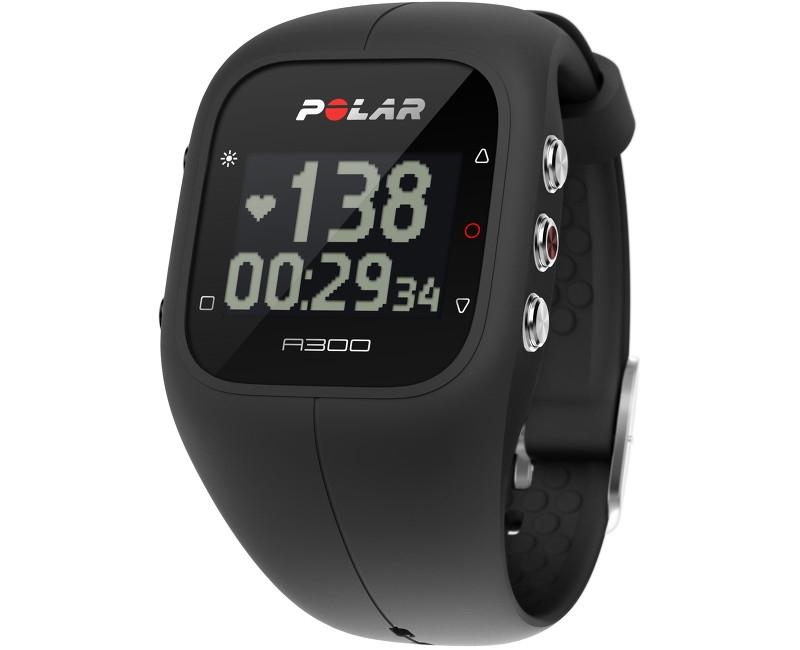 Polar A300 HR Black