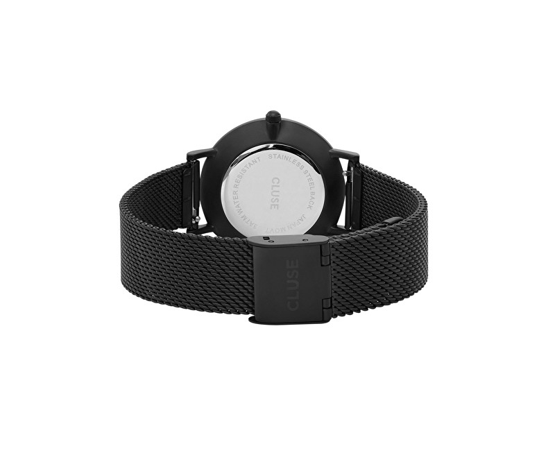 Minuit Mesh Full Black 1