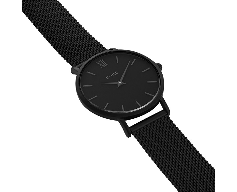 Minuit Mesh Full Black 2