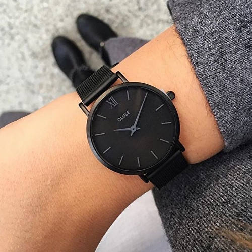 Minuit Mesh Full Black 4