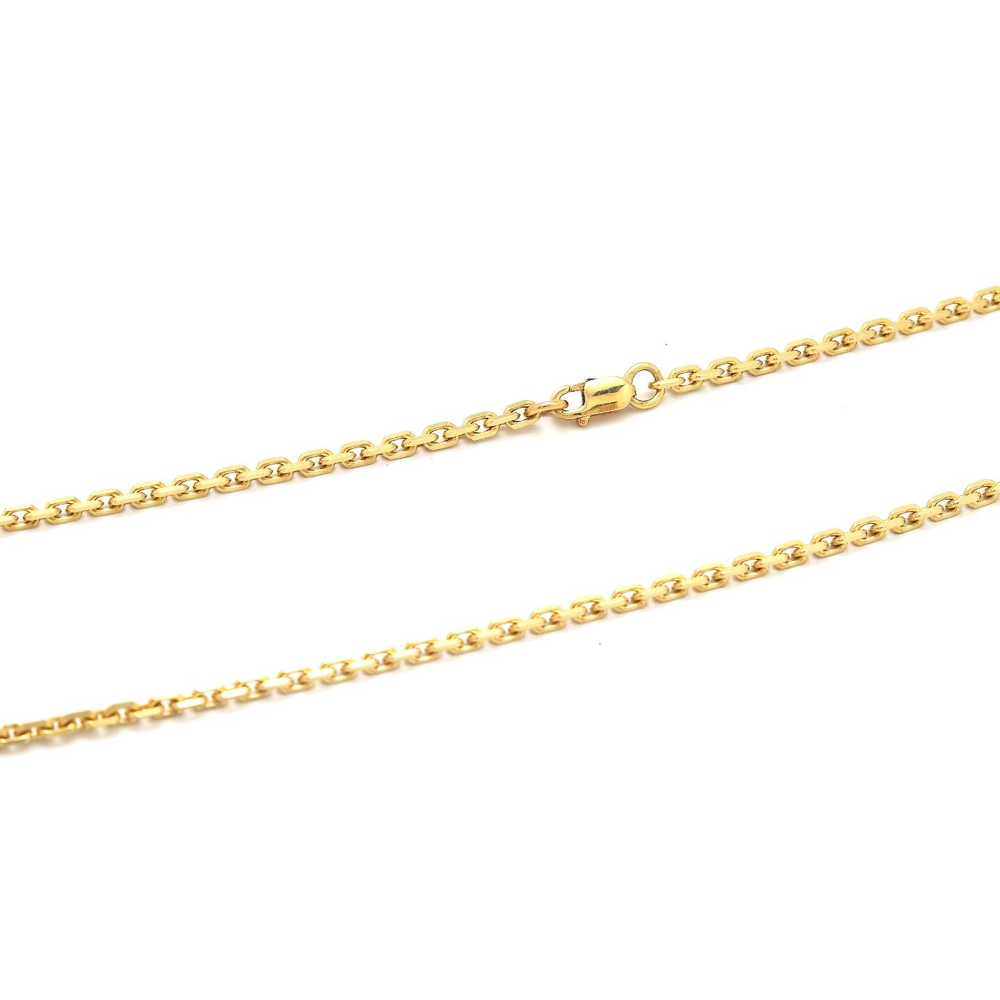 Zlatá retiazka ILIRA - na objednávku