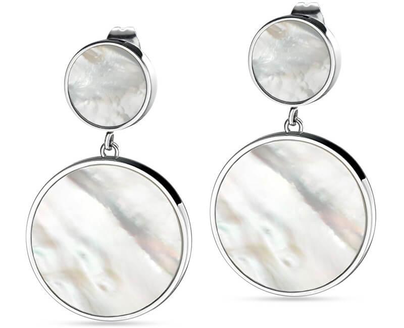 Morellato Strieborné visiace náušnice s perleťou Perfetti SALX07 328c5f8bf49