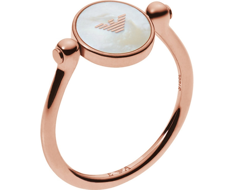 Emporio Armani Něžný prsten EGS2161221
