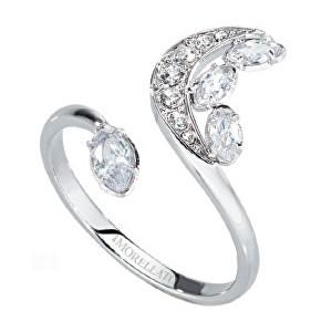 c629413db Morellato Ocelový prsten s půlměsícem Luna SAIZ14