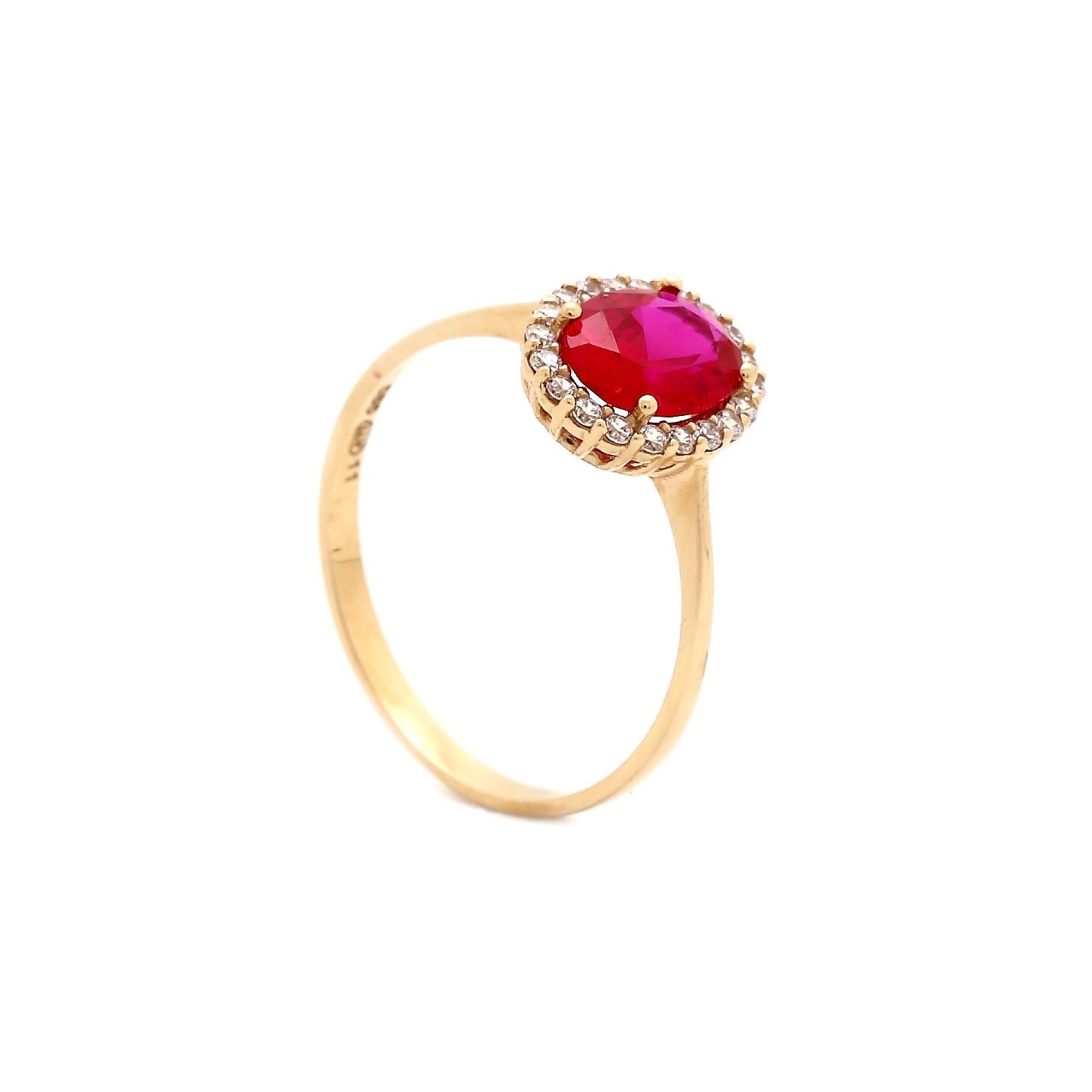 Zlatý prsteň GAYANE