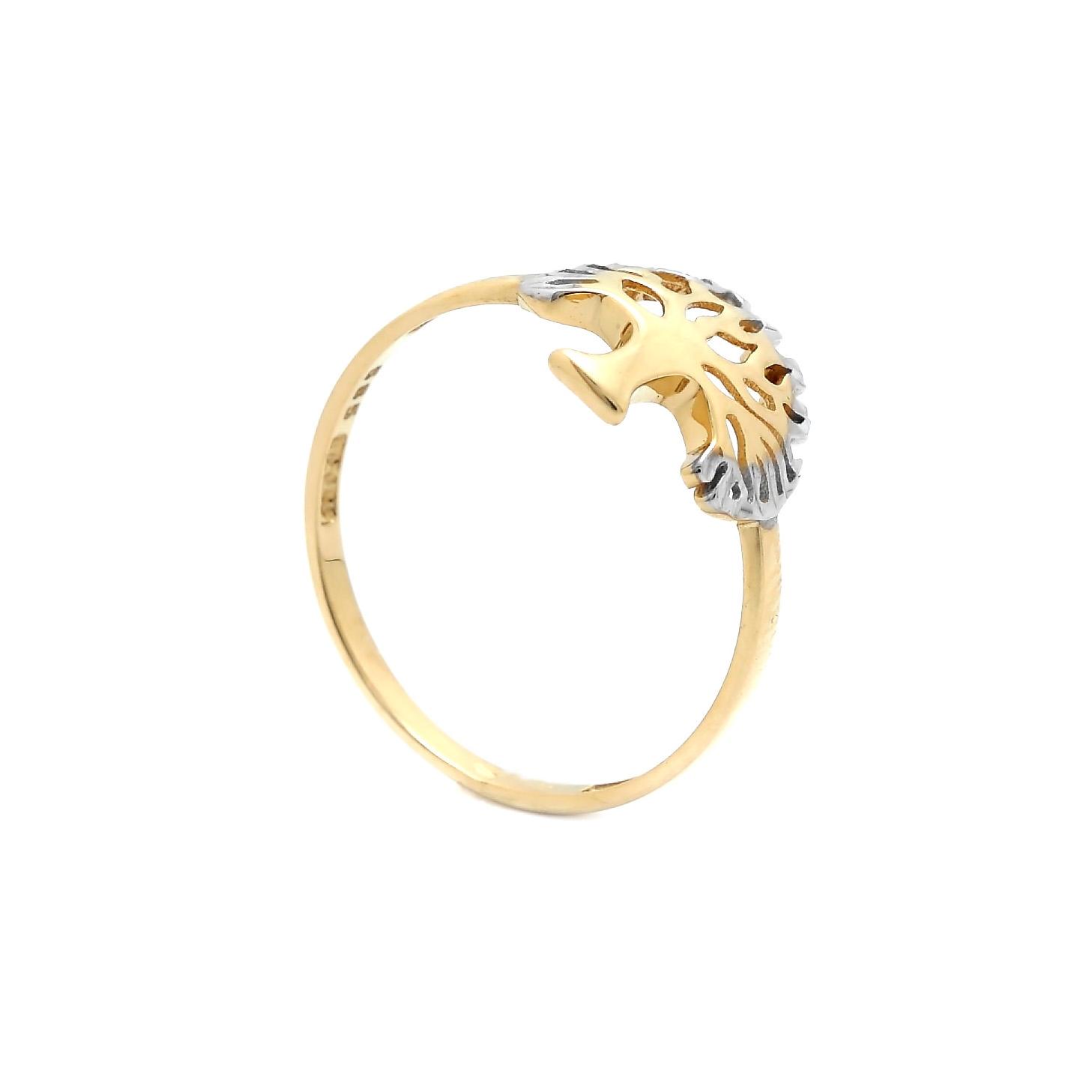 Zlatý prsteň ALBERO