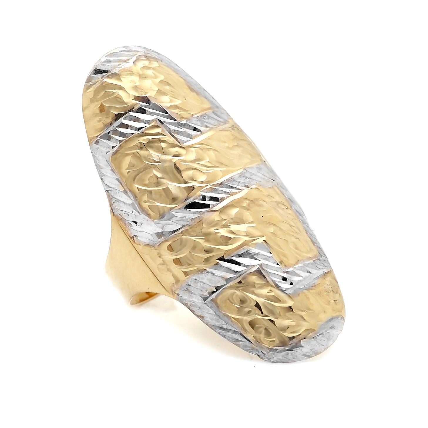 Zlatý prsteň FILIPPA
