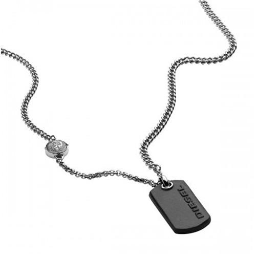 Diesel Pánský náhrdelník z oceli DX1012040  f297228edb4
